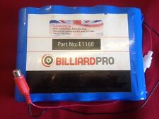 SUPREME POOL TABLE BATTERY PACK From **SUPERPOOL UK**