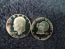 1973 P D Clad Eisenhower Ike Dollars From BU Mint Sets Combined Shipping HOT