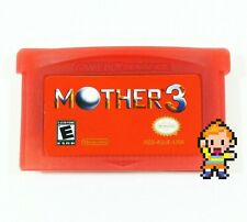 Mother 3 Claus's Journey (Earthbound 2) ENGLISH GBA Gameboy Advance Custom Cart