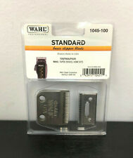 Brand New Oem Wahl Pro 1045-100 2 Hole Precision Clipper Replacement Blade Set
