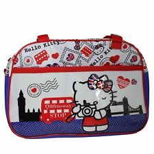 b81a6dc88b1 Licensed Hello Kitty Queensway Ladies  Shoulder Bag Travel   School  Collectables