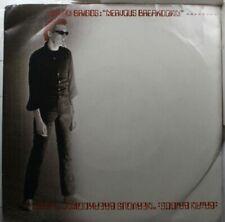 Rock Picture Sleeve Promo 45 Brian Briggs - Nervous Breakdown / Nervous Breakdow