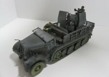 Forces Of Valor Unimax 1:32  German Halftrack SdKfz 7/1 Mit 2 cm Flak 38