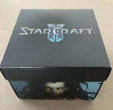 StarCraft II Blizzard Gift Box : SC2 Headphones, tshirt, USB cable...