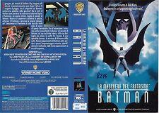 BATMAN LA MASCHERA DEL FANTASMA  (1993) vhs ex noleggio