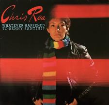 CHRIS REA - Whatever Happened To Benny Santini? (LP) (VG+/G)