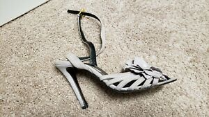 Authentic Sonya Rykie Suede Sandals Size 37