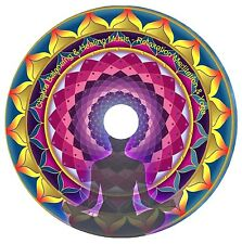 CHAKRA BALANCING & HEALING MUSIC CD - NEW AGE RELAXATION, MEDITATION & YOGA