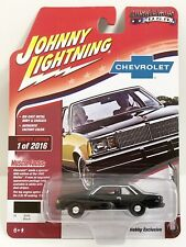 JOHNNY LIGHTNING MUSCLE CARS USA 80 CHEVY MALIBU HOBBY EXCLUSIVE LIMITED EDITION