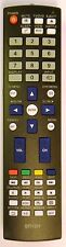 Brand New Replacement SHARP 076B0MR030 TV/DVD Remote - New RRMCGA480WJSB Remote