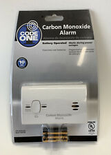 Code One Carbon Monoxide Alarm New in Package