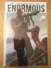 ENORMOUS 6 (ISSUE 12 IN CONTINUITY), NM (9.4 - 9.6), 1ST PRINT, 215 INK