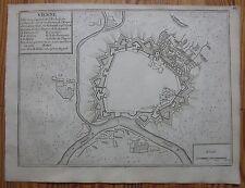 De Fer: View of Vienna Austria - 1695