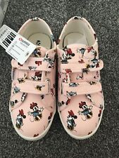 Superga Disney Minnie Mouse Girls Trainers Size 13 New With Box