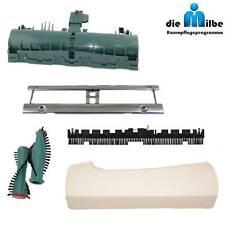 5 tlg. Reparatur-Set geeignet für Vorwerk EB 350/351 Fronthaube, Bodenblech,etc.