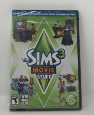 The Sims 3 Movie Stuff EA New Free Shipping