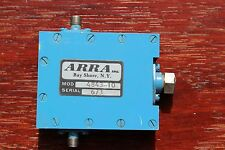 Arra SMA 50 Ohms Co-Axial Atenuador 4843-10 2-4 GHz 10 DB