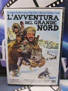 L'AVVENTURA DEL GRANDE NORD - DVD (NUOVO SIGILLATO)