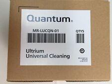 Quantum Ultrium Universal Cleaning Cartridge LTO1-8 Drives - NEW