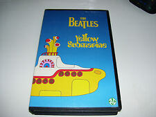 The Beatles - Yellow Submarine * RARE VHS HOLLAND STILL SEALED !!! *