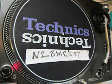 DJ SLIPMATS TECHNICS 1200 M3D M5G MK2 TECHNICS 1210 MK5 for Rane 62 & Rane 57