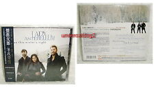 On This Winter's Night by Lady Antebellum (CD, Oct-2012, Capitol Nashville)