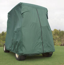 Golf buggy cart cover waterproof quality product, green 2 year warranty