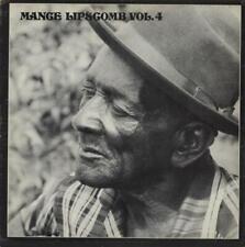 Mance Lipscomb Volume 4 USA vinyl LP album record F-1033 ARHOOLIE 1967