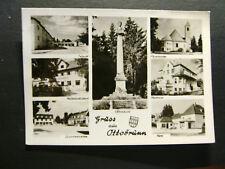 Ottobrunn (PLZ 85521) Mehrbildkarte, gelaufen 1960 (1478)