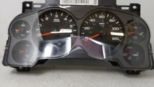 2007-2009 Gmc Sierra 1500 Speedometer Instrument Cluster Gauges 92119