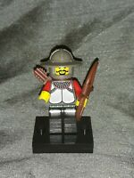 Genuine LEGO Castle Knights Kingdoms Knight Minifig 4816