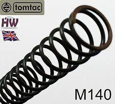 AIRSOFT TOMTAC M140 SPRING HIGH QUALITY STEEL LINEAR UK ULTIMATE UPGRADE