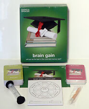 Brain Gain-Serez-vous le meilleur dans cette pensée et mémoire essai-Marks & Spencer