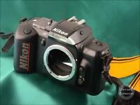 Nikon F-401s 35mm Film Camera - Excellent - 527