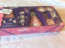 NEW Barbie Vtg Pretty Treasures Wedding Set Dollhouse Dreamhouse Miniatures