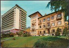 AD5393 Valle Mosso (BI) - Municipio - Cartolina postale - Postcard