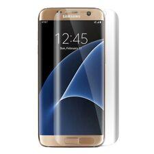 Samsung Galaxy S7 Edge Curved Soft TPU Full Screen Protector to Edge Ultra Clear