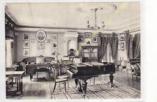 Postcard Music piano Ilitch Tchaïkovski Edit n11