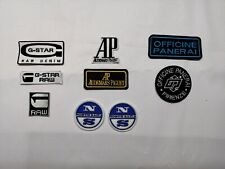 patch ecusson audemars piguet north sails panerai g star gstar