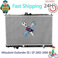 Radiator For Mitsubishi Outlander ZE / ZF 2002-2006 Auto/Manual Premium Quality