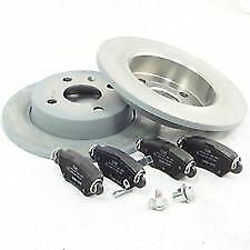 GENUINE VAUXHALL Astra F Corsa B Nova Front Brake Pads and Discs 93175465