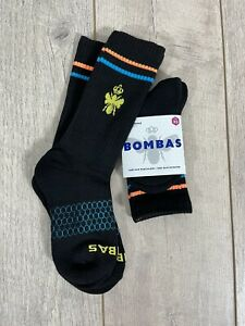 Bombas Unisex Toddler/Youth Bee Better Calf/Mid Calf High Socks Size XS