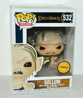 Funko POP Movies Lord of The Rings Gollum 532 Vinyl Figure Limited Chase Edition