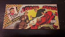 Albi Mascotte Dixy Scott il Piccolo Sergente 2° serie #27 striscia 1950