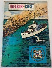 1967 Treasure Chest comic V.23 #5 ~ United States Coast Guard