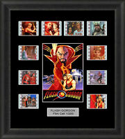 Flash Gordon Framed 35mm Film Cell Memorabilia Filmcells Movie Cell Presentation
