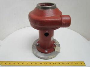 """Okuma 1000/58503 Pump Housing w/Impeller For 9901/9902 1"""" NPT Port 3/4""""Shaft NEW"""