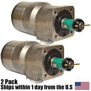 """Hydro Hydraulic Wheel Motor Fits Wright Stander Sentar 48"""" 52"""" 61"""" 32410002"""