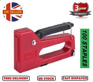 Heavy Duty Staple Gun 500 libre Staples adapté pour 4-8 mm Staples B3770