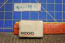 Ridgid E1666 X Jaw Inserts